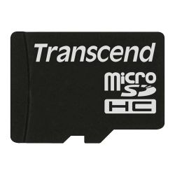 Transcend TS2GUSDC flashgeheugen 2 GB MicroSD NAND