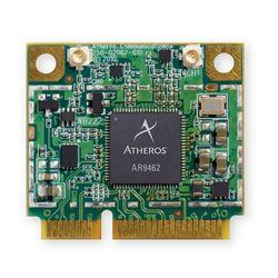 HPE 676786-001 netwerkkaart & -adapter WLAN / Bluetooth 300 Mbit/s Intern