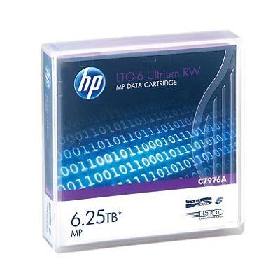 HPE LTO-6 Ultrium RW 6250 GB 1,27 cm
