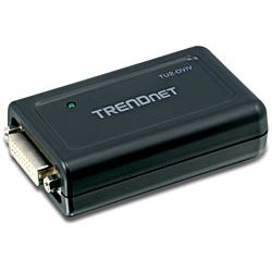 Trendnet USB to DVI-VGA Adapter (TU2-DVIV)