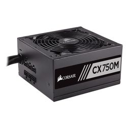 Corsair CX 750M 750W ATX Zwart power supply unit