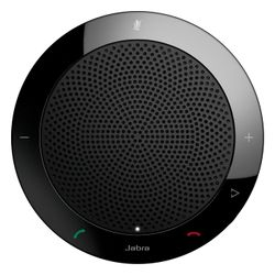 Jabra Speak 410 MS luidspreker telefoon PC USB 2.0 Zwart