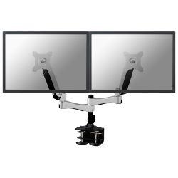 """Newstar FPMA-D980D 27"""" Zilver flat panel bureau steun"""