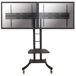 Newstar PLASMA-M2000ED flat panel vloer standaard Portable flat panel floor stand Zwart 177,8 cm (70