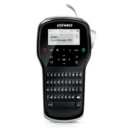 DYMO LabelManager 280 Thermo transfer 180 x 180DPI labelprinter