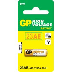 GP Batteries High Voltage 23A Alkaline 12V niet-oplaadbare batterij-10023AC1