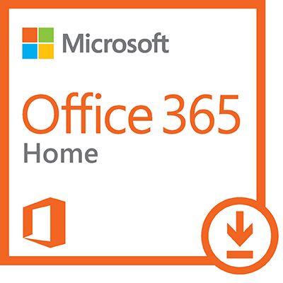 Microsoft Office 365 Home Premium 5 licentie(s) 1 jaar