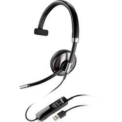 Plantronics Blackwire C710-M Monauraal Hoofdband Zwart hoofdtelefoon