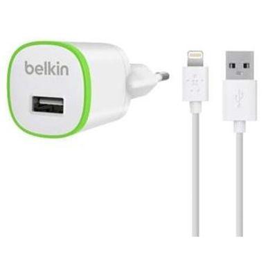 Belkin F8J025VF04-WHT oplader voor mobiele apparatuur Binnen