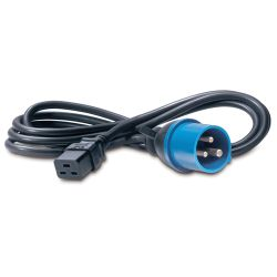 APC C19/IEC309 2.5m electriciteitssnoer Zwart 2,5 m C19
