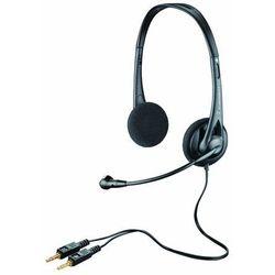 Plantronics Audio 322 Stereofonisch Hoofdband Zwart