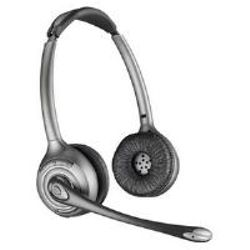Plantronics WH350 hoofdtelefoon Stereofonisch Hoofdband Zwart