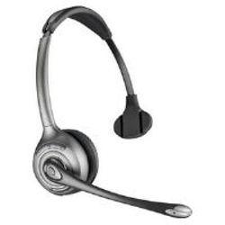 Plantronics WH300/A Savi OTH Dect Monauraal Hoofdband Zwart hoofdtelefoon