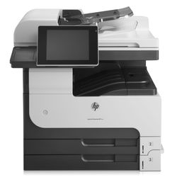HP Mono LaserJet Enterprise Multi-Function Printer A3 Up to 41/40 ppm A4/letter built in networking automatic duplexing copy and
