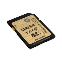 Kingston Technology SDHC/SDXC Class 10 UHS-I 16GB 16GB SDHC