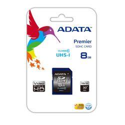 ADATA Premier SDHC UHS-I U1 Class10 8GB 8GB SDHC Klasse 10