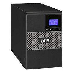 Eaton 5P850I 850VA 6AC outlet(s) Toren Zwart UPS
