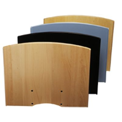 SMS Smart Media Solutions Flatscreen Shelf M/L Black