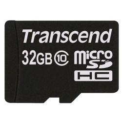Transcend 32GB microSDHC Class 10 UHS-I (Ultimate) 32GB