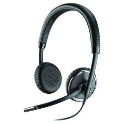 Plantronics Blackwire C520 Stereofonisch Hoofdband Zwart