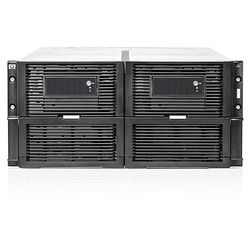 HPE D6000 Rack (5U) Zwart, Metallic disk array