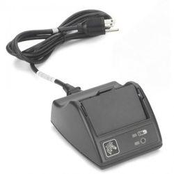 Zebra P1031365-065 Batterijlader voor binnengebruik Zwart