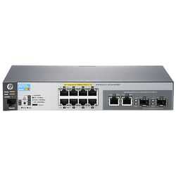 HPE Aruba 2530 8 PoE+ Managed network switch L2 Fast-J9780A#ABB
