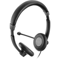Sennheiser SC 70 USB MS BLACK Stereofonisch Hoofdband Zwart