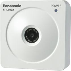 Panasonic BL-VP104 IP-beveiligingscamera Binnen kubus Wit