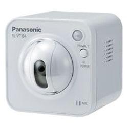 Panasonic BL-VT164E IP-beveiligingscamera Binnen kubus Wit