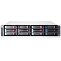 HPE MSA 2040 SAN Dual Controller Rack (2U) disk array