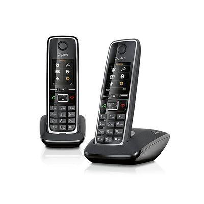Gigaset C530 Duo DECT-telefoon Zwart, Zilver Nummerherkenning