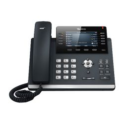 Yealink The SIP-T46G is Yealink latest revolutionary IP Phone for executive users and busy professionals. New designs appears th