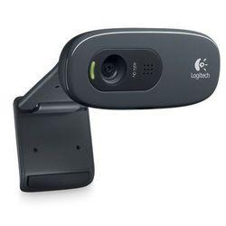Logitech Webcam HD C270 Zwart