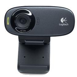Logitech HD Webcam C310 Zwart USB Connection