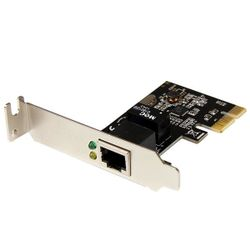 StarTech.com 1-poort PCI Express PCIe gigabit NIC-serveradapter-netwerkkaart low-profile