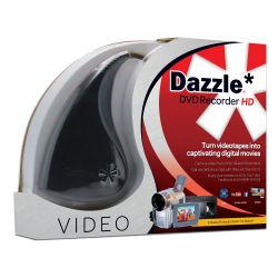 Corel Dazzle DVD Recorder HD Intern USB 2.0 video capture board-DDVRECHDML