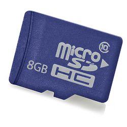 HPE 8GB microSD 8GB MicroSD Klasse 10 flashgeheugen