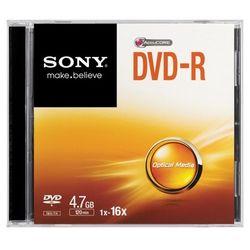 Sony 16x DVD-R 4.7GB 4.7GB DVD-R 1stuk(s)