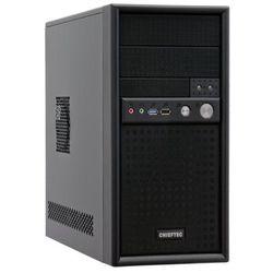 Chieftec CD-01B-U3-OP Mini-Toren Zwart computerbehuizing