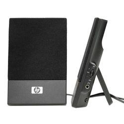 HP 636917-001 luidspreker 2-weg 1 W Zwart Bedraad