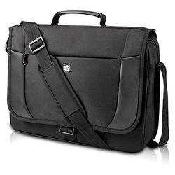 HP Essential Messenger Case notebooktas 43,9 cm (17.3