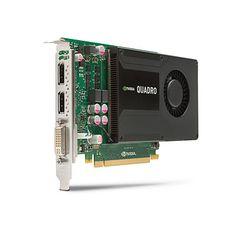 HP NVIDIA Quadro K2000 2 GB GDDR5