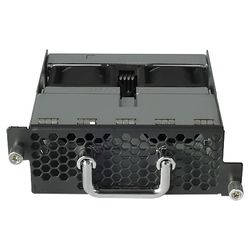 HPE X711 Front (port side) to Back (power side) Airflow High Volume Fan Tray