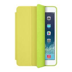 Apple Smart. Type etui: Folioblad, Kleur van het product: Geel, Materiaal: Leer<b>Optimaal beschermd.</b><br />De iPad Air Smart