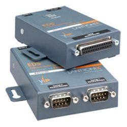 Lantronix EDS1100 RS-232/422/485 seriëleserver
