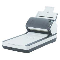 Fujitsu fi-7260 600 x 600 DPI Flatbed-/ADF-scanner Zwart, Wit A4