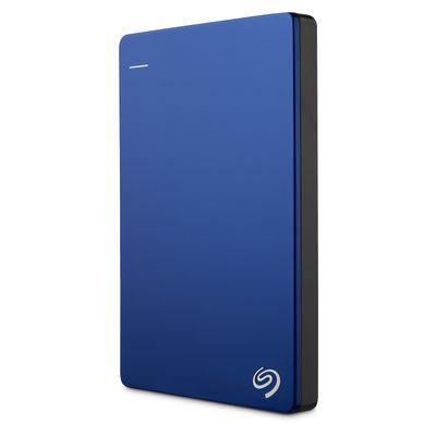 Seagate Backup Plus 2TB Slim draagbare schijf, Blauw