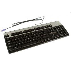 HP 701428-081 toetsenbord PS/2 QWERTY Deens Zwart