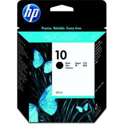 HP 10 originele zwarte inktcartridge